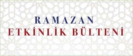 Eyüpsultan'da Ramazan