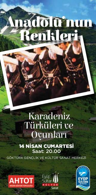 Karadeniz Türküleri ve Oyunları