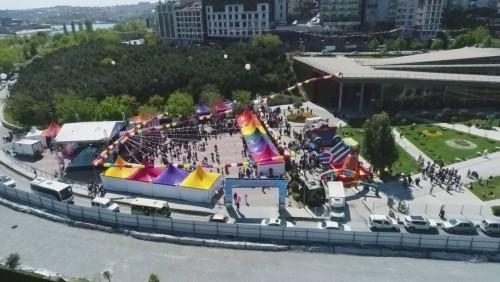 23 Nisan Ulusal Egemenlik ve Çocuk Bayramı, Eyüpsultan Belediye Başkanı Remzi Aydın, Eyüpsultan Belediyesi