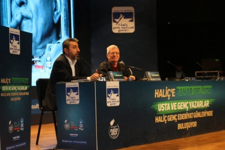 Eyüpsultan Belediyesi, Haliç Genç Edebiyat Günleri, Rasim Özdenören, Eyüpsultan Belediye Başkanı Remzi Aydın