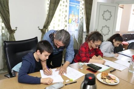 Eyüpsultan Belediyesi, İMH Gün Işığı Derneği, Karikatür Okulu