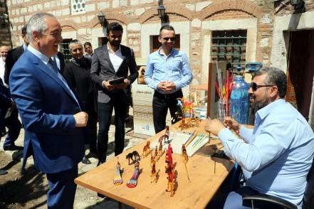 Eyüpsultan, Ramazan etkinlikleri, Eyüpsultan Belediye Başkanı Remzi Aydın