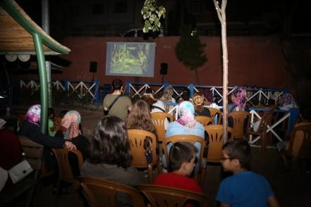 Açıkhava, sinema, Eyüpsultan Belediyesi, Kültür İşleri Müdürlüğü