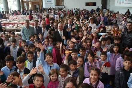 Kitap Aşkına Eyüpsultan Kitap Günleri, Eyüpsultan, Eyüpsultan Belediye Başkanı Remzi Aydın
