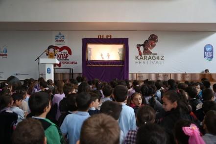 Eyüpsultan Belediyesi, 2. İstanbul Karagöz Festivali, Eyüpsultan Belediye Başkanı Remzi Aydın