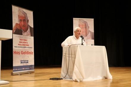 Eyüpsultan Belediyesi Kültür İşleri Müdürlüğü, Prof. Dr. Ersin Gürdoğan, Yerel Düşünmek, Küresel Davranmak