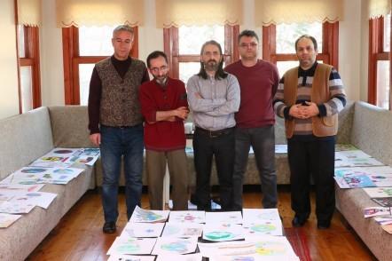 Dünya 5'den Büyüktür, Karikatür Yarışması, Eyüpsultan Belediyesi, Kültür İşleri Müdürlüğü