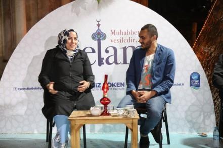 Eyüpsultan Belediyesi, Ramazan Söyleşileri, Daily Sabah Yayın Koordinatörü Meryem Atlas Çetin