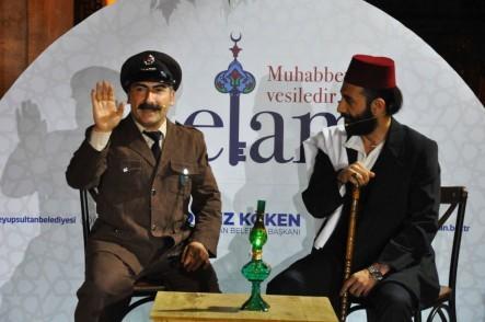 Eyüpsultan Belediyesi, Ramazan Etkinlikleri, Zal Mahmut Paşa Camii, Hülasa Muhabbet, Hacı Ali Konuk