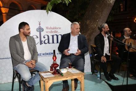 Eyüpsultan Belediyesi, Ramazan, İlahiyatçı Yazar Prof. Dr. Ekrem Demirli
