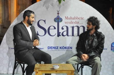 Eyüpsultan Belediyesi, Zal Mahmut Paşa Külliyesi, Ramazan, Seyyah Abdullah Kibritçi