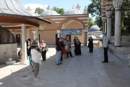 Eyüpsultan Belediyesi'nin Halk Gezileri başladı