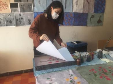 Eyüpsultan'da Gençler Sanatla İç İçe