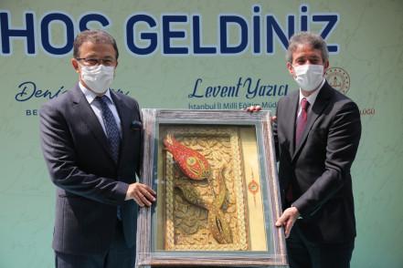 'Akif'e Mektuplar' yarışmasının kazananları ödüllerini aldı