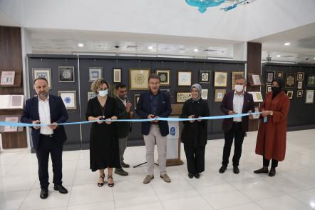 İslam Sanatında Geometrik Desenler Sergisi açıldı