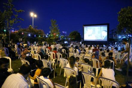 açık hava sinemaları